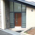 Alu-clad Entrance Door